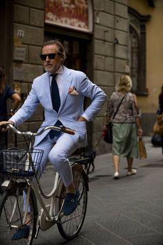 Best street style: Pitti Uomo - Dress World for Men
