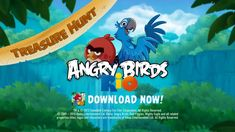 Angry Birds Rio Mod APK Unlimited Coins Gems and Power-ups Film Rio, Offline Games, Best Mods, Free Android Games, Gaming Tips, Threes Game, Old Games, Cheating
