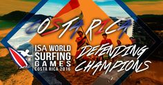 ISA International Surf Games in Jaco, Costa Rica