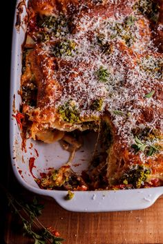 White vegetarian lasagnade it last week it was delicious i vegetarian lasagna with basil pesto and ricotta food network forumfinder Choice Image