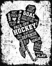 Hockey Signs