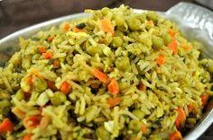 Fried Rice - at southernbellegourmet.com