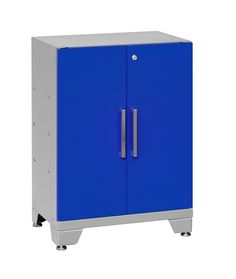 NewAge Performance 2-Door Base Cabinet - Blue  $212.95
