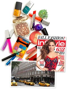 If you're in New York tomorrow, make sure you stop at Saks Fifth—InStyle Beauty Director Amy Synnott-D'Annibale will be in the beauty department for Beauty Editors Day, doling out her expert advice for a good cause. http://news.instyle.com/2012/08/15/saks-beauty-editors-day-instyle/#
