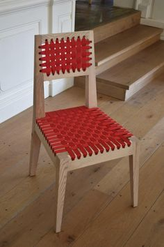 Shop contemporary, solid wood dining chairs online now Solid Wood Dining Chairs, Solid Wood Furniture, Bergen, Ribbon, Contemporary, Table, Shopping, Home Decor, Tape