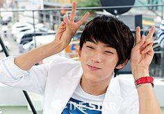 #the star #b1a4 #gongchan  / Tumblr