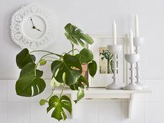 Branco, branco, branco. #primavera #decoração #IKEAPortugal