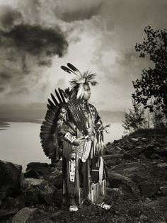 NATIVE AMERICANS by DIVER PHOTO CNM , via Behance