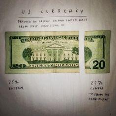 Dollar, dollar bills, y'all #getwise2013