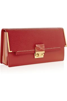 Lanvin     #purse #bags #clutch #women #fashion #designer