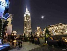 Monarch Rooftop Bar - NY