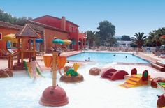 Camping 5* Holiday marina à Grimaud prix promo location Camping Grimaud Promovacances dès 199,00 €
