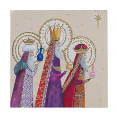 Cancer charity Christmas cards from Bloodwise