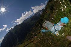 Ruhe und Erholung in der freien Natur Mount Everest, Mountains, Nature, Travel, Recovery, Naturaleza, Viajes, Trips, Nature Illustration