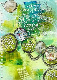 """Every Life Has a Story!"" - {Roben-Marie Smith} - Beyond Doodle Painting; oh yes, I can't say enough about her..."