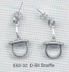 Horse Earrings, Equestrian Earring from myhorsejewerly.com