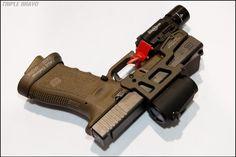 SHOT Show 2013 - ALG Defense Glock Accessories