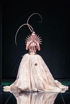 Guo Pei. #fashion