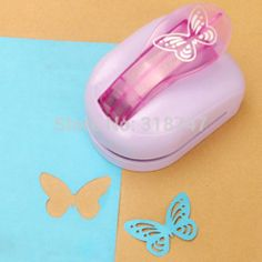 Online Shop Grátis frete brinquedo das crianças DIY Super tamanho grande Shaper perfurador do ofício Scrapbooking papel borboleta perfurador 1 pc 060002010|Aliexpress Mobile