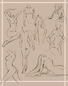 087 - Training - female body by Scarlett-Aimpyh