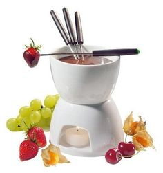 Enter to win the Chocolate Fondue! Giveaway compliments of AllFreeDIYWeddings and Frieling!