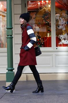 Virginia Coat by Fay x 3 outfits - Lovely Pepa by Alexandra