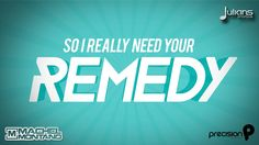 "Machel Montano - Remedy ""2015 Trinidad Soca"" (Lyrics Video)"