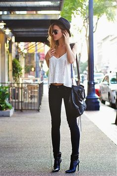 Street style | Casual chic