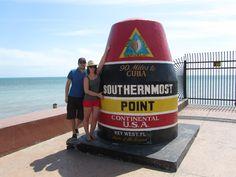 Reisebericht unserer Rundreise durch Florida im April 2014. An Tag 2 auf den Florida Keys dreht sich alles um Key West und eine wundervolle Schnorcheltour