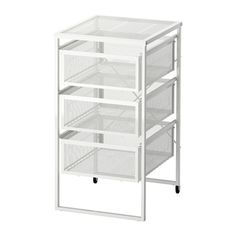 LENNART Drawer unit IKEA Easy to move where it is needed thanks to castors. The drawers hold A4 and letter size paper.