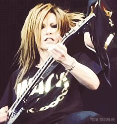 HIS HAAAIIIIRRRR Uruha [ The GazettE ] Takashima Kouyou san ~