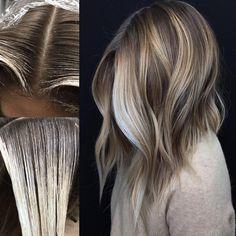 "79 Likes, 12 Comments - Jessica Knott   Stylist (@_itsjesshair) on Instagram: ""Not all blondes hibernate in the winter ❄️"""