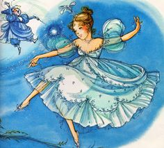 Cinderella - written & illustrated by Hilary Knight, 1978.