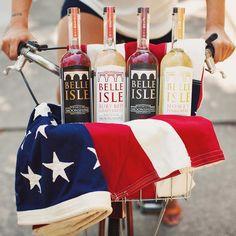Celebrate today with America's Original Spirit  #RedWhiteAndBooze