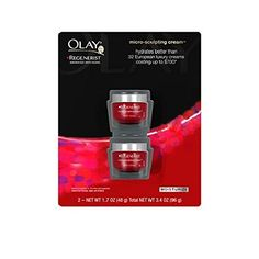 OLAY Regenerist Advanced Anti-Aging Micro-Sculpting Cream oz: For the most up to date information, we recommend you visit the manufacturer website for the best product details, including ingredients, hazards, directions and warnings. Olay Regenerist, Anti Aging Moisturizer, Sagging Skin, Works With Alexa, Anti Aging Cream, Facial Skin Care, Sculpting, Vitamin B3