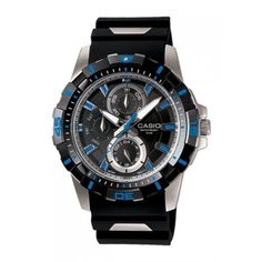 Casio Mens Core MTD10711A1V Black Resin Quartz Watch with Black Dial >>> Find out more about the great product at the image link. (This is an Amazon affiliate link)