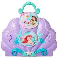 New Nwt Disney Princess Ariel Little Mermaid Music & Lights Tabletop Vanity