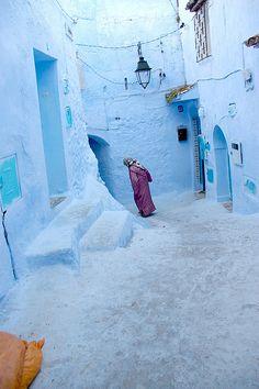 .chefchaouen, morocco
