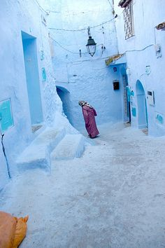 .chefchaouen, morocco