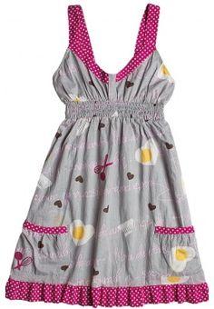 Batola con pequeños corazones Sleepwear & Loungewear, Nightwear, Pyjamas, Pjs, Arabic Dress, Prom Dresses, Summer Dresses, Kids Fashion, Womens Fashion