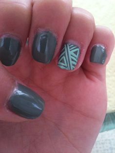 how come not one of these nail designs are done by people WHO KNOW HOW TO PUSH BACK THEIR CUTICLES?
