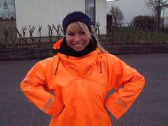 Nike Jacket, Rain Jacket, Rain Wear, Vinyls, Windbreaker, Athletic, Orange, Jackets, Outdoor