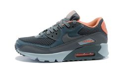 Nike Air Max Grise Et Orange