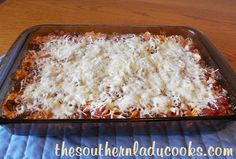 This Cabbage Roll Casserole is one of my favorite cabbage recipes. My family loves this dish with cornbread. This is real comfort food and a recipe that most men like. If you like cabbage, you wil...