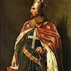 Guillaume IX de Aquitaine (1071 - 1126) - French nobility, also called the young or the Troubadour, Duke of Aquitaine and Gascony as Guillaume VII also Count of Poitou. He was the only son of Guillaume VIII and his third wife Hildegarde de Bourgogne. He succeeded his father in 1088 and married Ermengarde de Anjou in the following year. Around 1094 he married countess Philippa de Toulouse, heiress of Guillaume IV. With her he had two sons and five daughters. His reign was dominated by the…