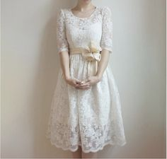 #wedding #dress #bride #bridal #lace #retro #princess #couture #silk #romantic