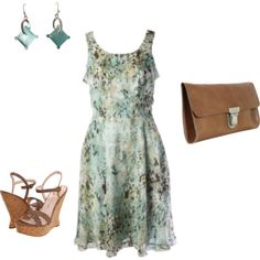 minty, created by alanna-bowes on Polyvore