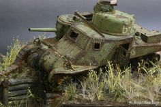 Always enjoyed the Lee/Grandt. Whether it was a great tank is up to you. Nice look though. A little of both world wars in the design.
