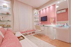Decorado 81m² quarto menina | Plano&Plano | Flickr