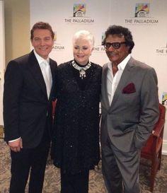 Michael Feinstein, Shirley Jones and Johnny Mathis up for award